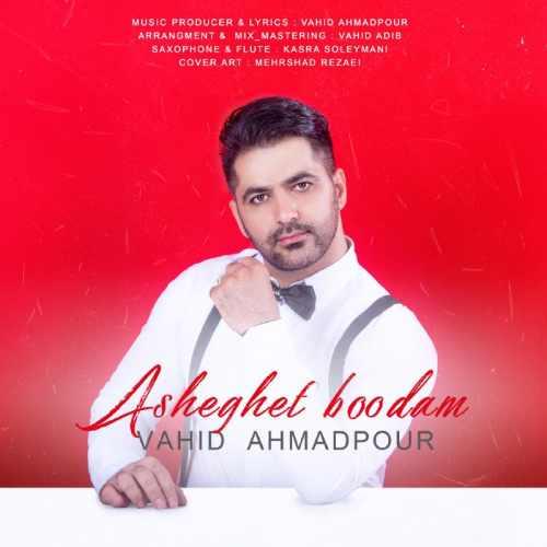 دانلود آهنگ جدید وحید احمدپور عاشقت بودم