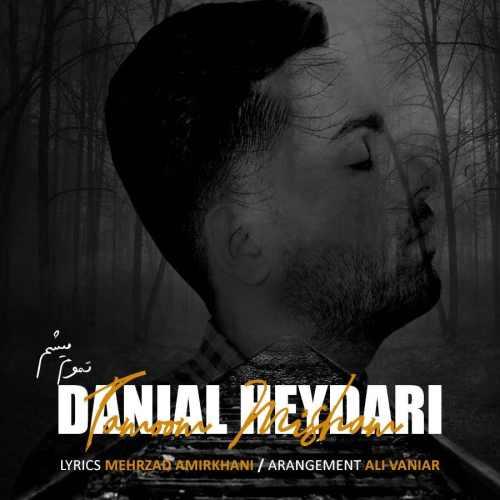 دانلود آهنگ جدید دانیال حیدری تموم میشم