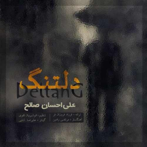 دانلود آهنگ جدید علی احسان صالح دلتنگ