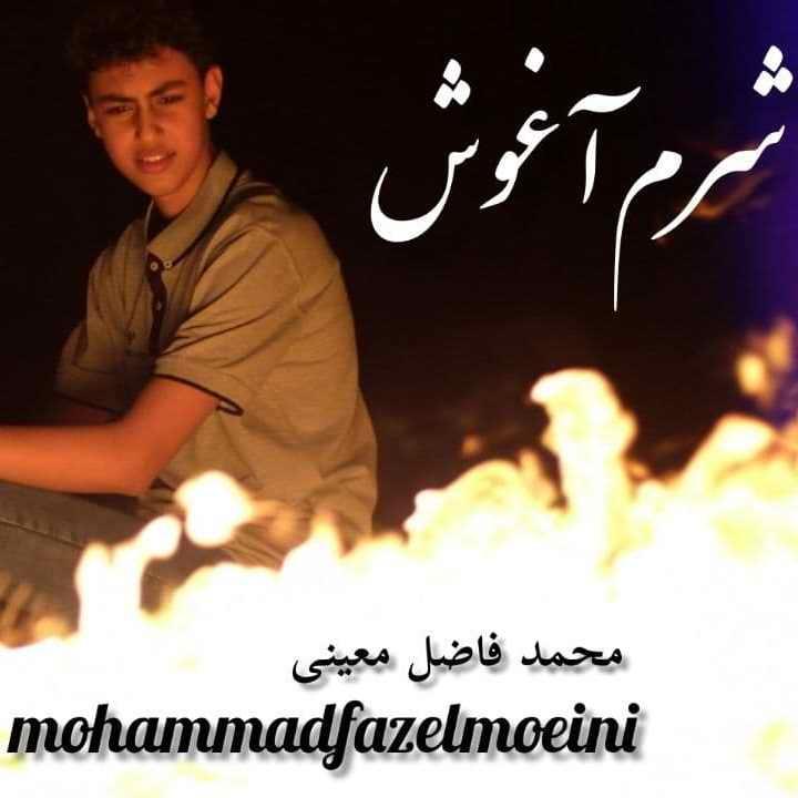 دانلود آهنگ جدید محمدفاضل معینی شرم آغوش