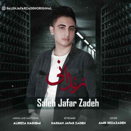 دانلود آهنگ جدید صالح جعفرزاده زندونی