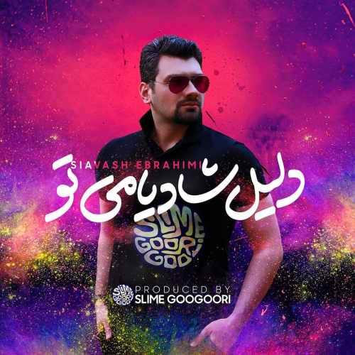 دانلود آهنگ جدید سیاوش ابراهیمی اسلایم گوگوری (دلیل شادیامی تو)